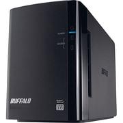 HD-WL2TU3/R1J [USB3.0接続 外付けハードディスク ミラーリング機能搭載 2ドライブモデル ドライブステーション 2TB]