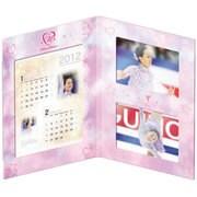 浅田真央カレンダー付フォトフレーム [2012年カレンダー]
