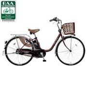 BE-END434T2 [電動アシスト自転車(24型) チョコブラウン リチウムビビ・DX ECONAVI(エコナビ)搭載]