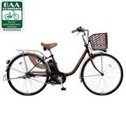 BE-ENS434T [電動アシスト自転車(24型) チョコブラウン リチウムビビ・SX ECONAVI(エコナビ)搭載]