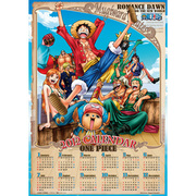 ワンピース 2011ポスターカレンダー新世界Ver.