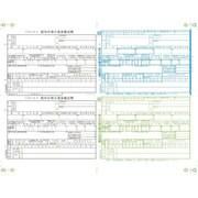 PA1131F [平成23年度分 源泉徴収票 100枚]