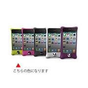 PH11011-G [iPhone4S/4用シリコンケースBubble グリーン]