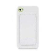 PH11021-W [Phone Leather 4S iPhone4S/iPhone4 ホワイト]
