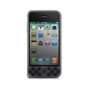 PH11071-BK [iPhone4S/4用シリコンケースCube ブラック]