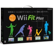 Wii Fit Plus(バランスWiiボードセット) 黒 [Wiiソフト]
