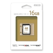 SDHCメモリーカード [16GB]