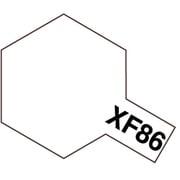 81786 [アクリルミニ XF-86 フラットクリヤー つや消し]