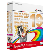 BandーinーaーBox 19 for Mac MegaPAK [Macソフト]