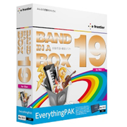 BandーinーaーBox 19 for Mac EverythingPAK [Macソフト]