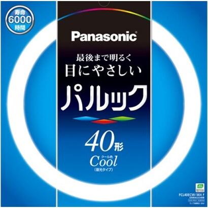 FCL40ECW38XF [丸形蛍光灯 パルック クール色(3波長形昼光色) 40形(38W)]