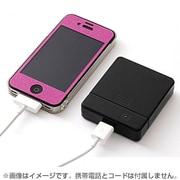 RBBA025 [Portable Battery 単3×4 USBポート BK]
