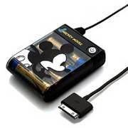 RX-DNYJK564MKY [iPhone/iPod用乾電池式充電器 ミッキー]