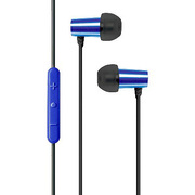 HP-AHF31C [iPod/iPhone/iPad用リモコンマイク付ヘッドホン HiFi Monitor Sound for iPod シアンブルー]