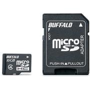 RMSD-BS16GSA [防水仕様 Class4対応 microSDHC SD変換アダプター付モデル 16GB]