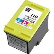 ECI-HP110C-V [HP CB304A 互換リサイクルインクカートリッジ カラー]