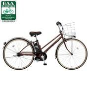 BE-ENDT734T [電動アシスト自転車(27型) チョコブラウン ビビ・DX・シティ ECONAVI(エコナビ)搭載]