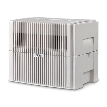 LW44W PLUS [加湿器(ディスク気化式) ホワイト (加湿40畳まで 空清24畳まで) エアウォッシャー]