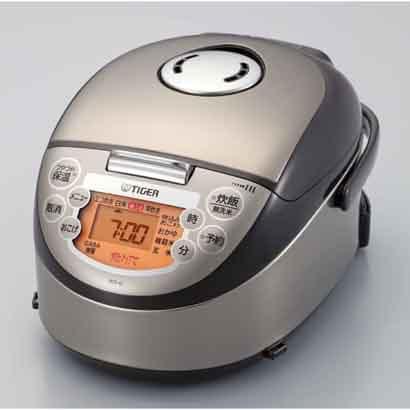 JKO-G550-T [IH炊飯器 3合炊き 炊きたてミニ 剛火IH 土鍋コーティング ブラウン]