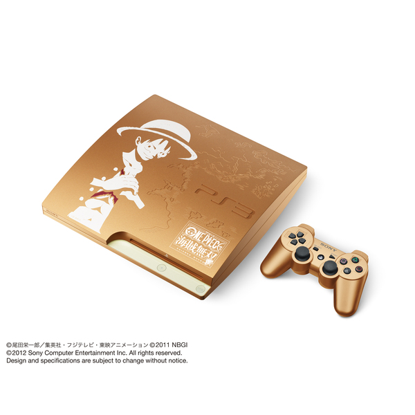 PlayStation3 ワンピース 海賊無双 GOLD EDITION (HDD:320GB) CEJH-10021