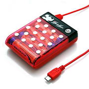 RX-DNYJK552MNE [microUSB用電池式充電器 単3×4本タイプ ミニー]