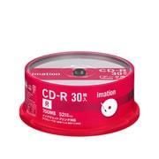 CDR80PWB30SAIM-YBC [データ用CD-R 700MB 52倍速対応 30枚 ホワイトワイドプリントレーベル ヨドバシカメラオリジナル]