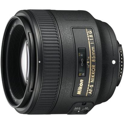 AF-S NIKKOR 85mm f/1.8G [AF-S ニッコール 85mm/F1.8 ニコンFマウント FXフォーマット]