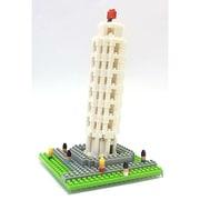 ナノブロック NBH30 ピサの斜塔