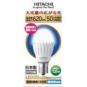 LDA7D-G-E17/S [LED電球 E17口金 昼光色 620lm 密閉器具対応]