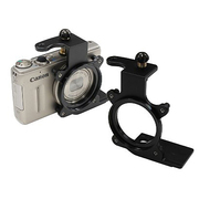 BR-S100 [キヤノンPower Shot S100専用カメラブラケット TurboAdapter BR-S100]