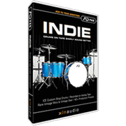ADpak INDIE [Addictive Drums用拡張ドラムキット音源]