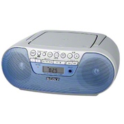 ZS-S10CP L [CDラジオ ブルー]
