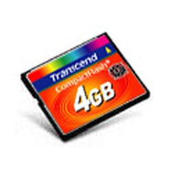 TS4GCF133 [133倍速Compact Flash Card 4GB]