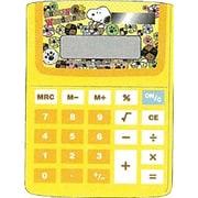 S2703416 電卓 キャラモ3 スヌーピー