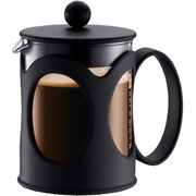 10683-01 [KENYA(ケニヤ) フレンチプレス コーヒーメーカー 500ml ブラック]