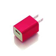 RX-WMAC03PK [ウォークマン用USBポート付AC充電器 ピンク]