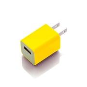 RX-WMAC04YE [ウォークマン用USBポート付AC充電器 イエロー]