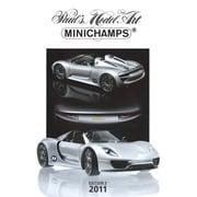 PMA C20112 ミニチャンプス カタログ 2011-2