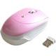 MUS-RKT85P [USB接続 3ボタン 2.4GHzワイヤレスオプティカルマウス ピンク]