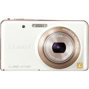 DMC-FX80-W [LUMIX(ルミックス) キャンドルホワイト]