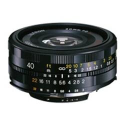 ULTRON 40mm F2 SLII N Aspherical BK EF [ウルトロン 40mm/F2 キヤノンEF]