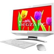 PD731T9EBFW [dynabook REGZA PC D731/T9EW 23型ワイド液晶/HDD2TB/ブルーレイディスクドライブ リュクスホワイト]