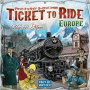 チケット・トゥ・ライド ヨーロッパ 日本語版 [ボードゲーム]