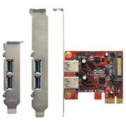 USB3.0R-P2-PCIe [安定&高速のUSB3.0 PCI-Express x1ボード(2ポートモデル)]
