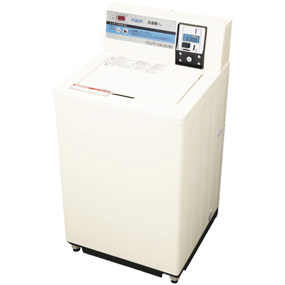 MCW-C70 [コイン式小型洗濯システム(7.0kg)ホワイト]