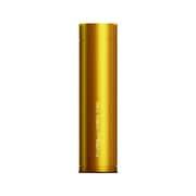 SP2200-GL [MIPOW マイポー チューブ型モバイルバッテリー 2200mAh USB出力:1ポート 最大:0.5A PowerTube 2200シリーズ ゴールド]