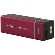 SP5500-RD [MIPOW マイポー 角チューブ型モバイルバッテリー 5500mAh PowerTube 5500シリーズ レッド]