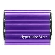 HYPERJUICE-MICRO-PL HyperJuice Micro 3600mAh [HyperJuice Micro 3600mAh Purple]
