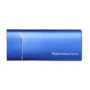 HYPERJUICE-NANO-BL HyperJuice Nano 1800mAh [HyperJuice Nano 1800mAh Blue]