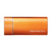 HYPERJUICE-NANO-ORG HyperJuice Nano 1800mAh [HyperJuice Nano 1800mAh Orange]